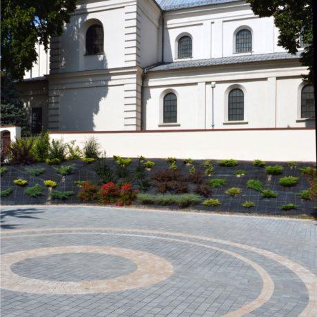 Słomniki – kościół