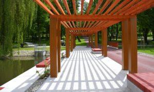 Miechów - park
