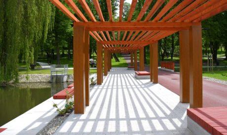 Miechów – park